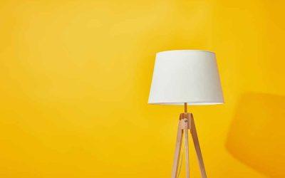Sådan finder du din næste gulvlampe